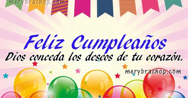 Mensajes De Feliz Aniversario Cristiano: Tarjeta De Feliz Cumpleaños Con Mensaje Cristiano