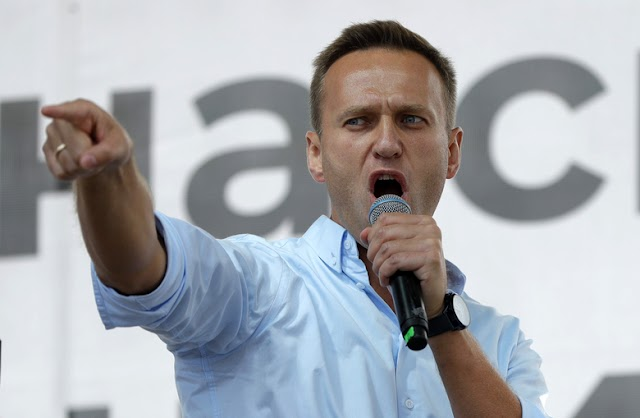 Germany approves Russian request to assist in Navalny probe