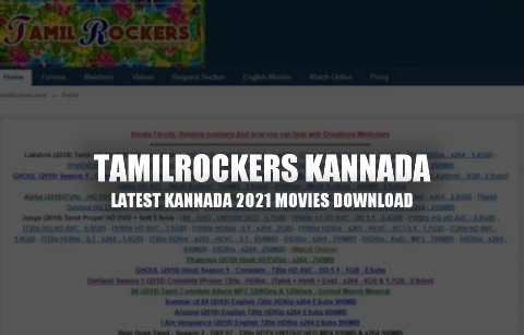 Tamilrockers Kannada 2021 Movies Download & Watch Online for Free
