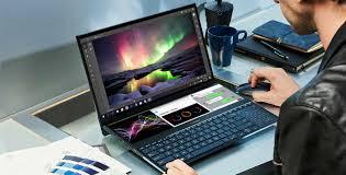 ZenBook Pro Duo: Features