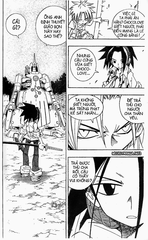 Shaman King [Vua pháp thuật] chap 192 trang 2