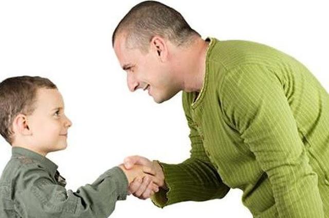 mengajar anak sopan kepada yang lebih tua