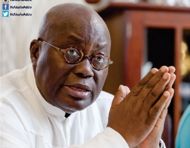 Crucify me if Nana Addo doesn't become president - Pastor