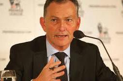 ريتشارد سكودامور رئيس رابطة الدوري الإنجليزي