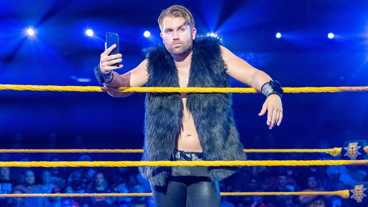 Tyler Breeze já esperava ser demitido pela WWE
