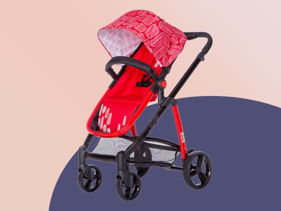Take a stroll with the perfect stroller, a Mia Moda Marisa 3-in-1 Stroller worth almost $250!