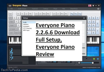Everyone Piano 2.2.6.6 Download Full Setup, Everyone Piano Review