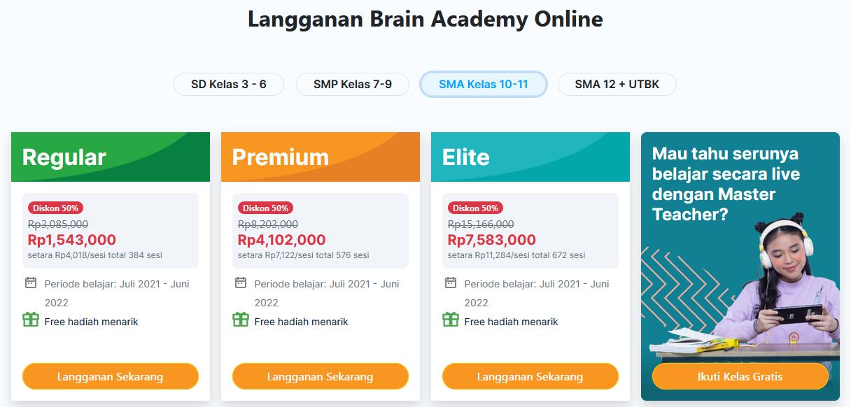 Brain Academy by Ruangguru Bimbel Online Terbaik di Indonesia Nurul Sufitri Travel Lifestyle Blog