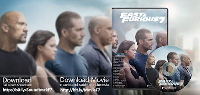 [Download Full Album] Soundtrack film Fast & Furious 7 Lengkap