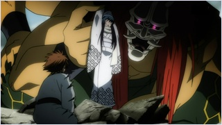 ซึราระถูกซึจิงุโมะจับตัว