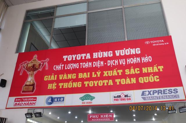 Cty Toyota Hung Vuong TPHCM - Website kinh doanh chinh thuc anh 6