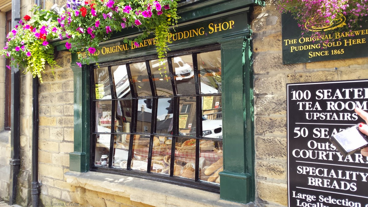 Bakewell Pudding - Roadtrip through Derbyshire