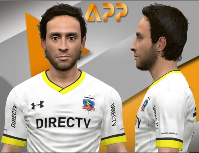 Jorge Valdivia Face PES 2017