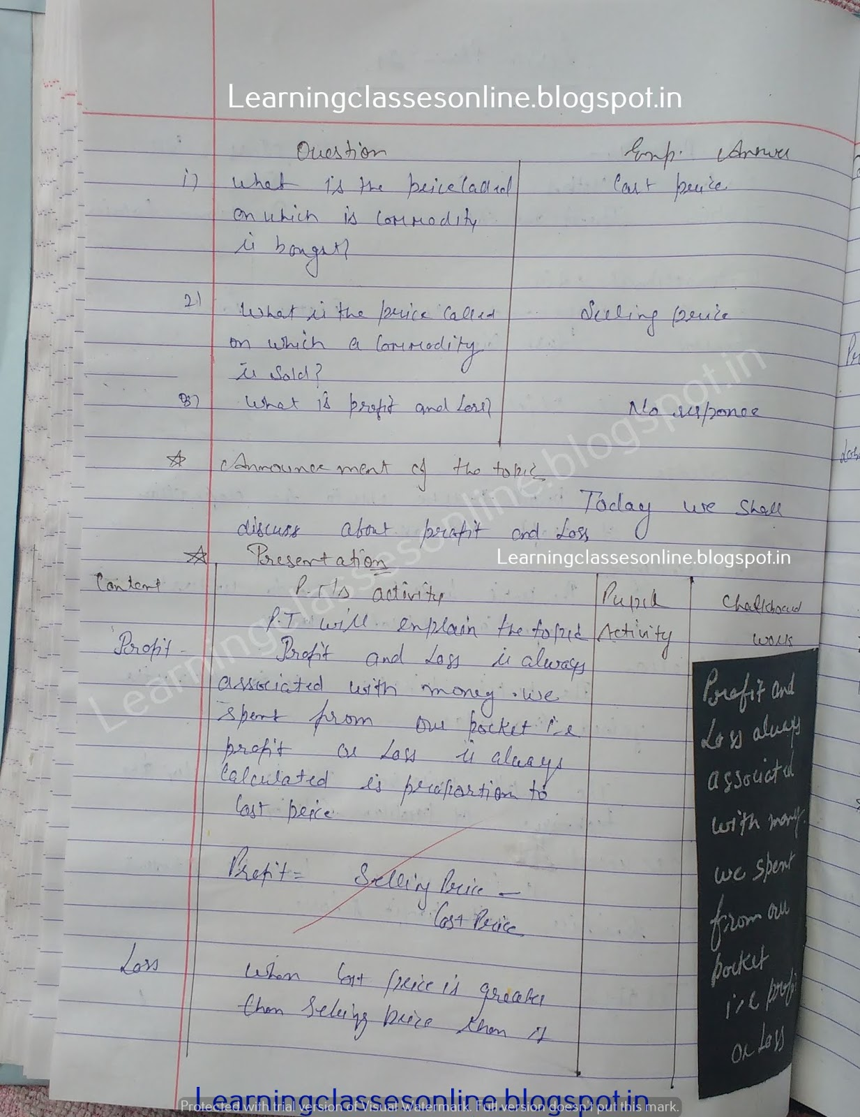 Sample Detailed Lesson Plan In Math Grade 8,