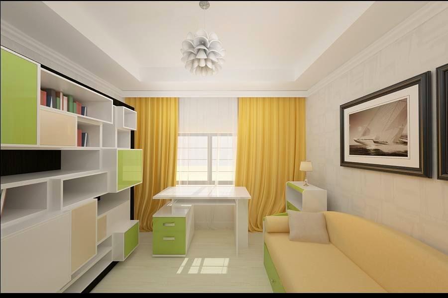 design interior dormitor pentru copii