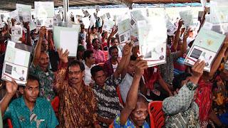 Kunjungi Papua, Jokowi dan Menteri Basuki ke Mal Jayapura