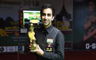 5- Pankaj Advani clinches record 22nd world title; wins IBSF Billiards Championship