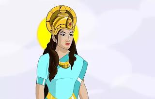mythology-kahani-mahabharat-hindi-story-Raja-Shantanu-Aur-Ganga-Ji-ki