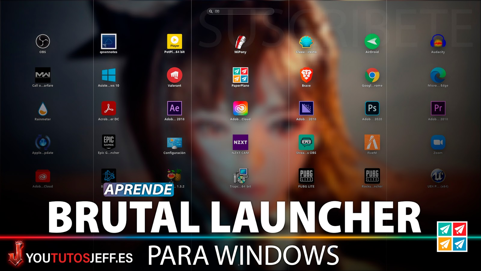 Abre tus Programas mas Rápido con este Launcher para Windows