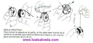 Colocar canilla en canillero Refrey 920 Refrey 923