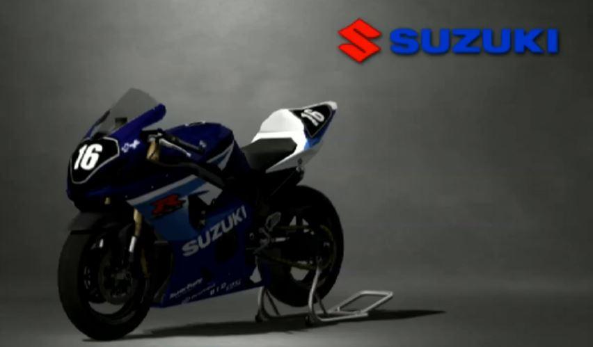 Suzuki GSXR 600 Racing Modify 2005