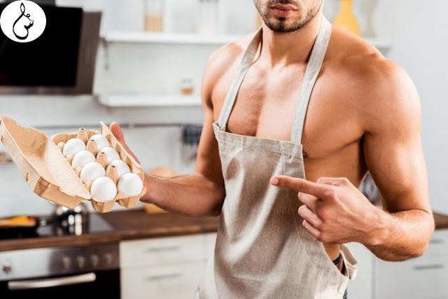 كم بيضة يجب تناولها في اليوم