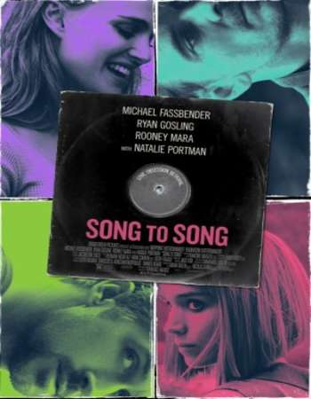 Song to Song 2017 Full English Movie BRRip Download