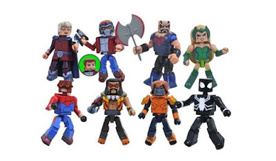 Walgreens Exclusive Marvel Animated Universe Minimates Series 9 by Diamond Select Toys
