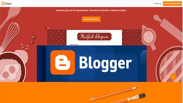 blogger kapak görseli