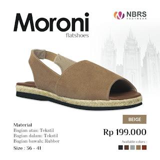Koleksi Nibras Footwear Terbaru Moroni