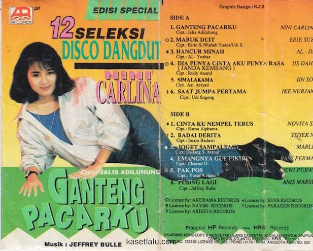 Lirik Terbaik Nini Carlina Gantengnya Pacaraku Lirik Lagu Video