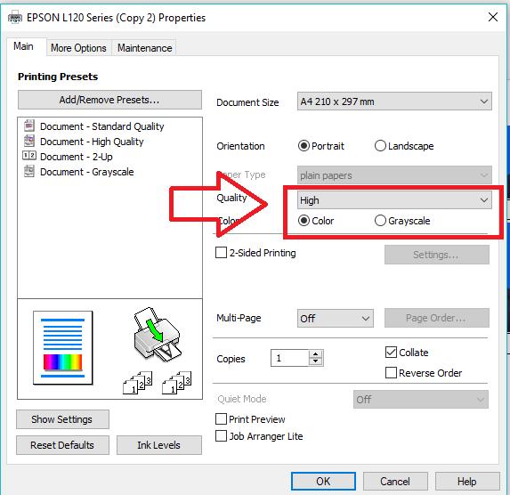 Cara Print Foto 2x4, 3x4 dan 4x6 Di Microsoft Word 100% ...