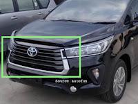 Harga dan Fisik : Grille Depan Toyota Innova Reborn G 2021 53100-YP320