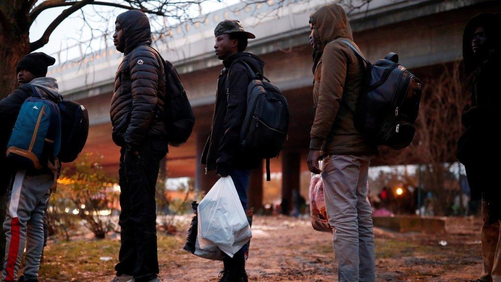 La CEDH condamne la France pour « traitement dégradant » sur migrants.