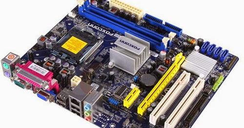Driver motherboard n1996