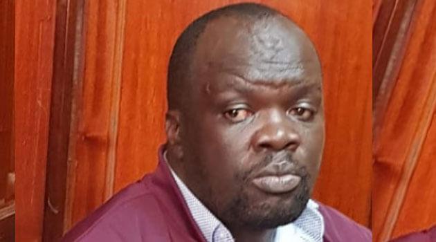 ODM linked blogger Robert Alai  Photo
