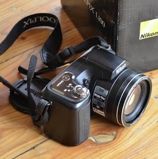 Jual Nikon Coolpix L100 Bekas