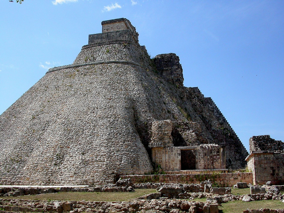 pyramide du Devin Uxmal