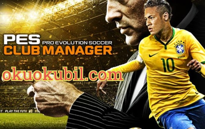 PES Club Manager 3.3.1 Apk + Mod + OBB İndir 2020 Android