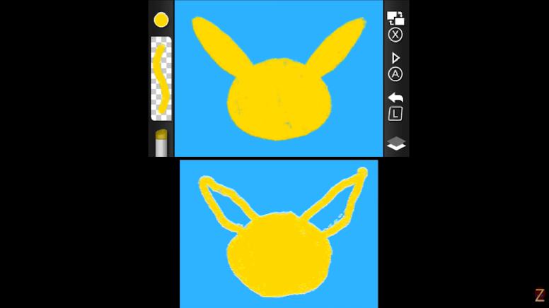 Pokémon Art Academy Free Paint