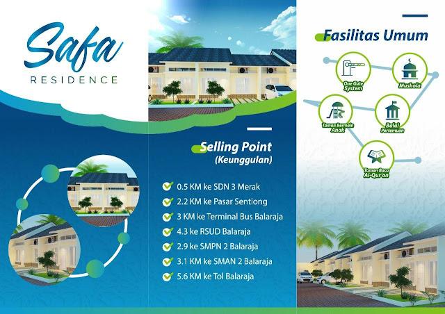 Safa Residence Balaraja