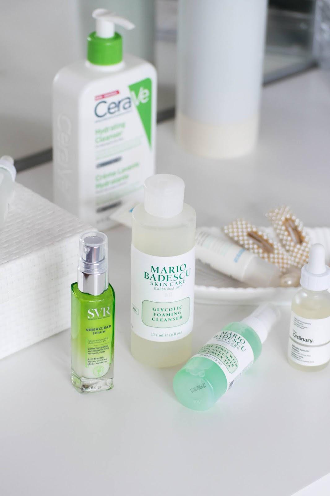como combater o acne adulto