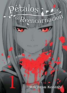 Editorial Hidra licencia el manga Reincarnation no Kaben.
