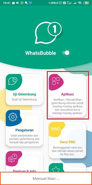 Cara Mengubah Gelembung Whatsapp - 2