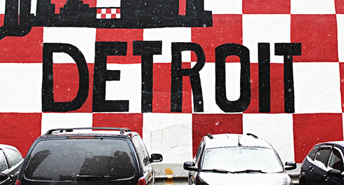 Detroit Michigan Photography Series