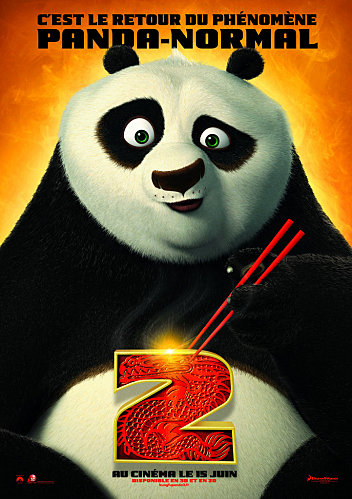 Qui suis-je - Panda