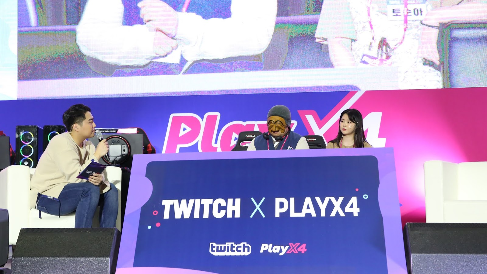 playX4 connects game lovers with global media