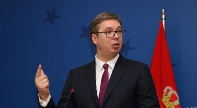 Aleksandar Vucic: Ramush Haradinaj goes to Hague to turn back as a hero