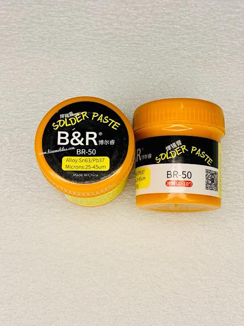 Kaliteli Lehim Pastası BR-30 / BR-40 / BR-50
