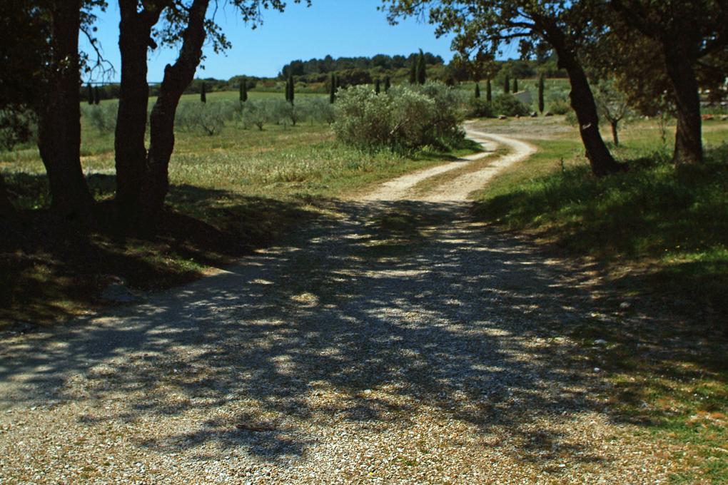 Lost In Arles